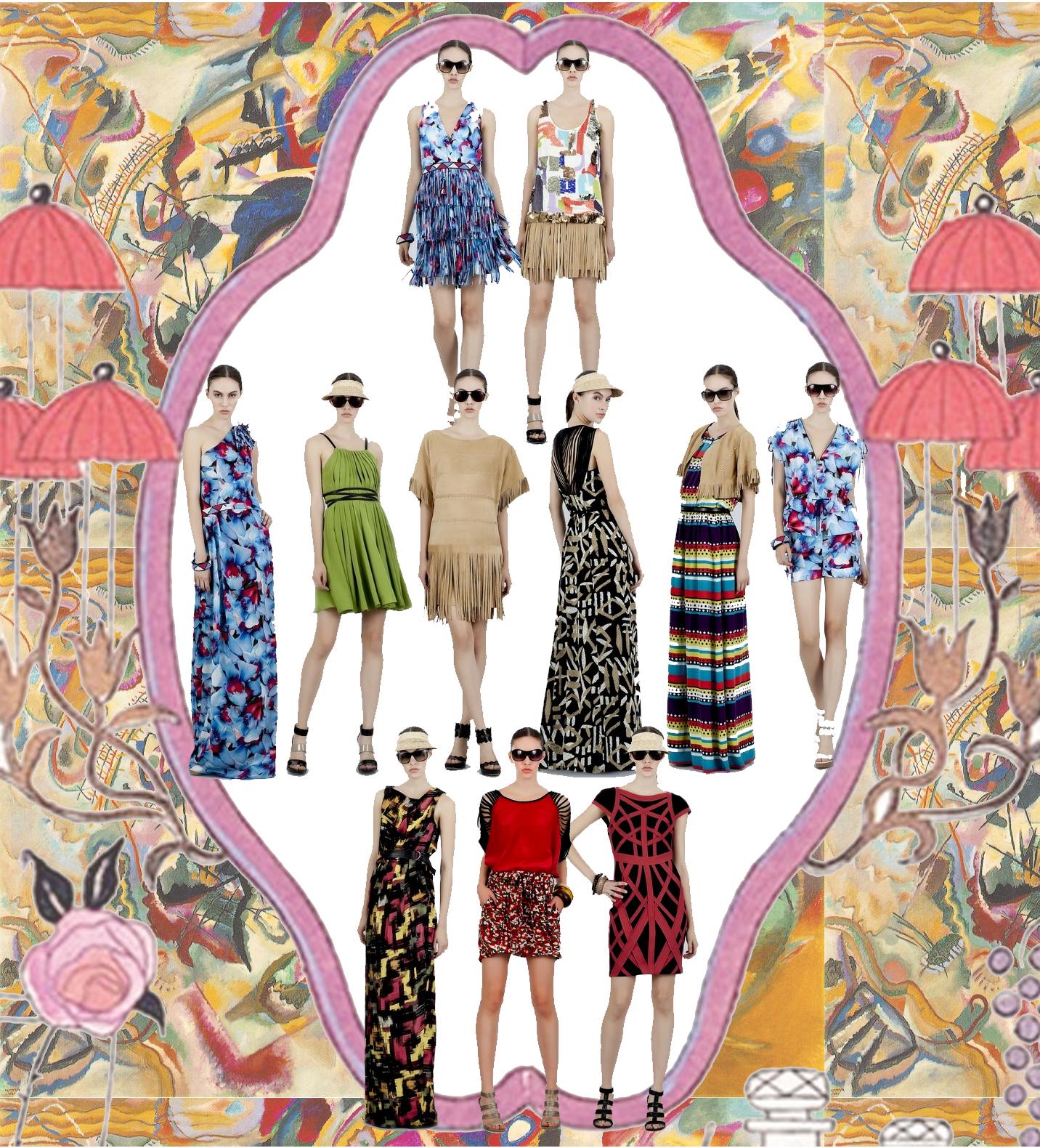 Art deco fashion new york xenia zoichi for Art deco trend